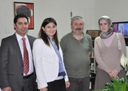 Erzurum'da sorun dinliyor