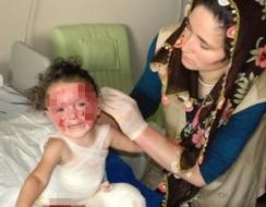 Küçük Melisa'nın büyük acısı!