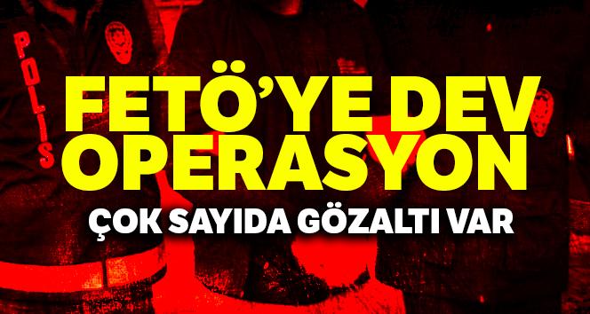 Jandarmada FETÖ operasyonu: 50 gözaltı kararı