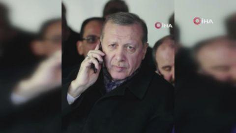 Erdoğan, İmamoğlu'na verdiği yanıtla gündem olan Mehruze teyze ile görüştü