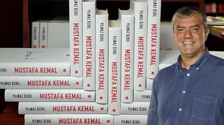 Özdil'den 2500 liralık Mustafa Kemal kitabı eleştirilerine yanıt