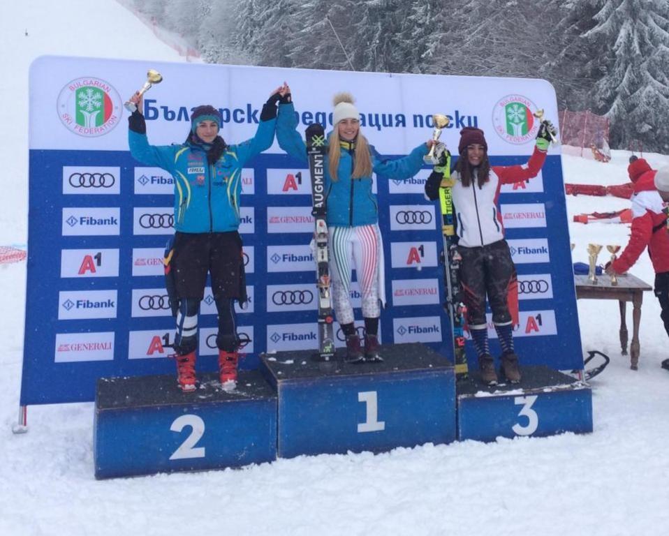 Erzurum Kayak Kulübünde büyük sevinç