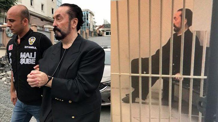 Adnan Oktar'a cezaevi yaramadı! Son hali şaşırttı