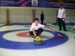 Curlingcilerin Kupa heyecanı