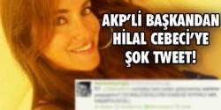 AKP'li başkan yazdı!...