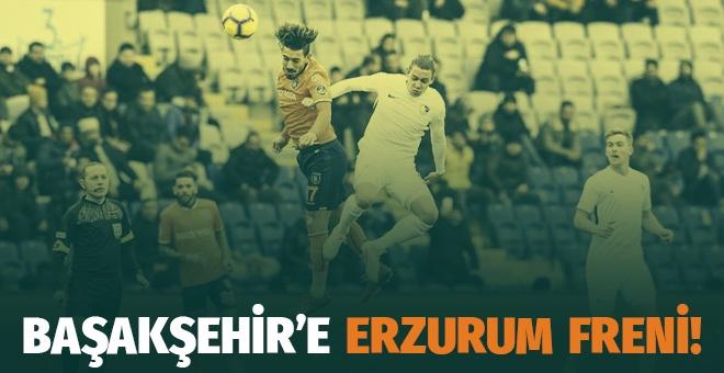 Başakşehir: 1  Erzurumspor :1