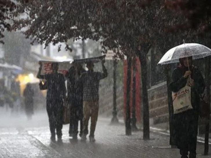 Meteoroloji'den son hava durumu tahmini uyarısı