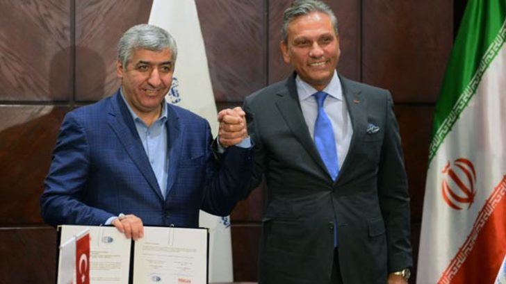 Türkiye ile İran arasında flaş anlaşma!