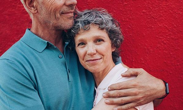 Aşkla sarılmak kalp hastalığı riskini azaltıyor