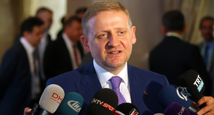 Başakşehir Başkanı Göksel Gümüşdağ'dan bırakma kararı