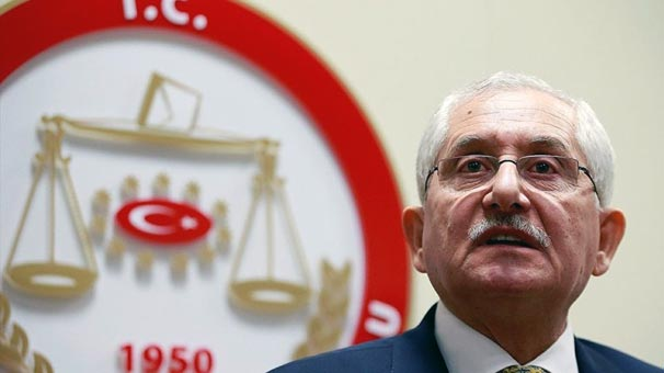 YSK Başkanı'ndan son dakika yerel seçim uyarısı