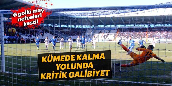 Erzurumspor 4- Sivasspor 2!