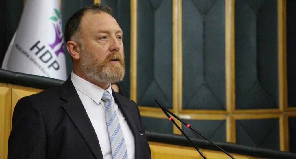 HDP Eş Genel Başkanı Sezai Temelli hakkında soruşturma başlatıldı