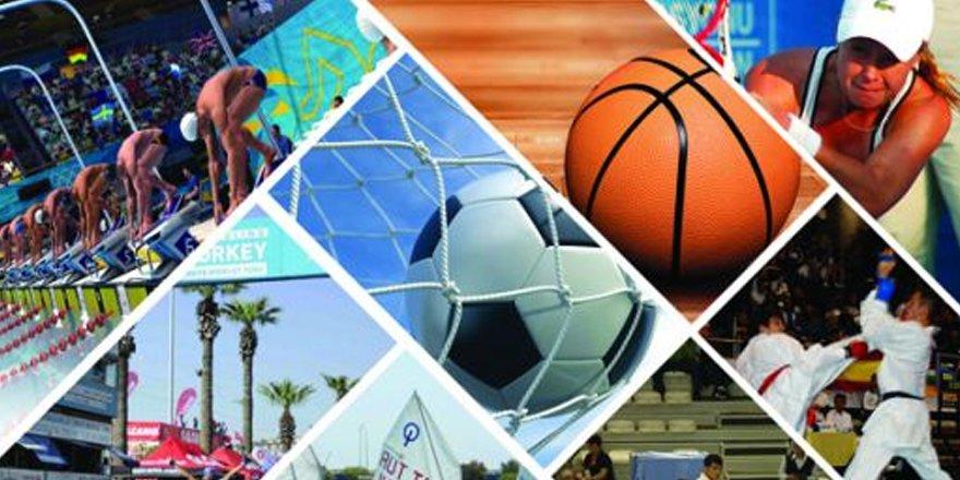 Koç Spor Fest Üniversite Oyunları'na doğru