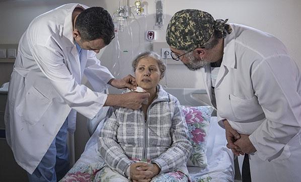 Aort anevrizması ameliyatına Türk imzası