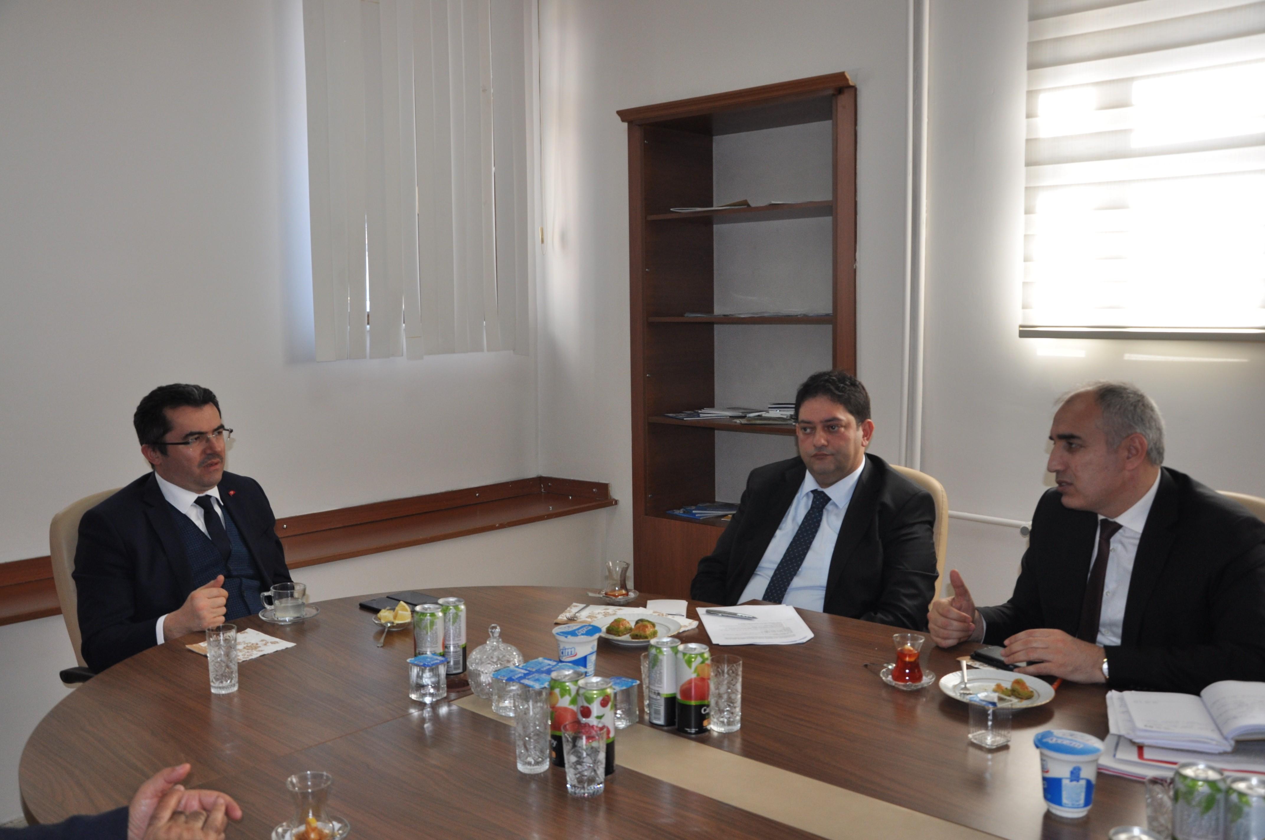 Vali Memiş Başkanlığı'nda 'Tarım Hayvancılık Koordinasyon Toplatısı' yapıldı