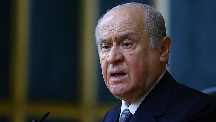 Devlet Bahçeli'den flaş Burhanettin Kocamaz açıklaması: