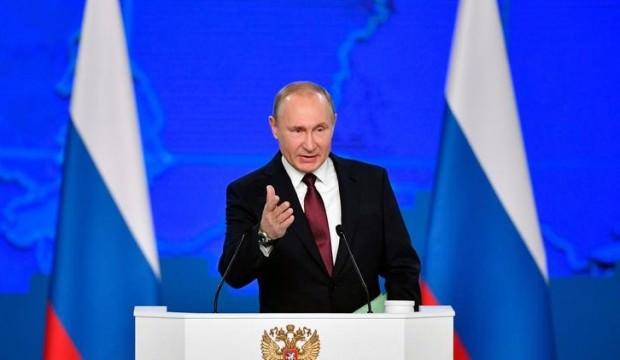 """Putin'den ABD'ye rest: """"Hedef alırız""""  Kaynak Yeniçağ: Putin'den ABD'ye rest: """"Hedef alırız"""""""