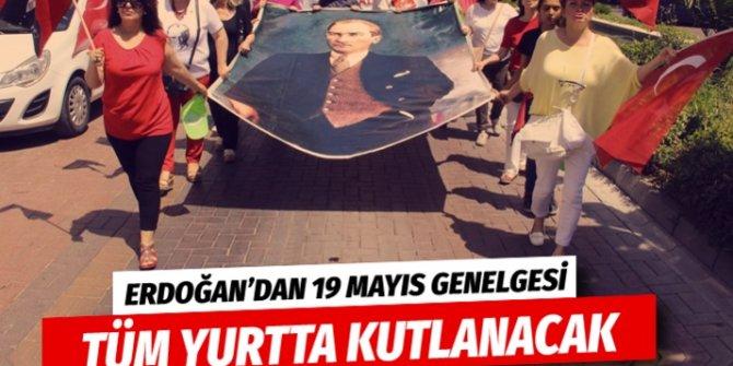 """Erdoğan'dan """"100. Yıl Kutlamaları"""" genelgesi"""
