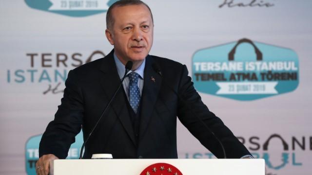 Cumhurbaşkanı Erdoğan: İlk defa bir Kadın Müzesi'ni inşa edeceğiz