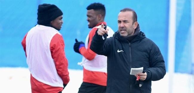 Erzurumspor, Galatasaray maçına hazır