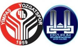 Yimpaş Yozgat: 2-ErzurumBB: 1