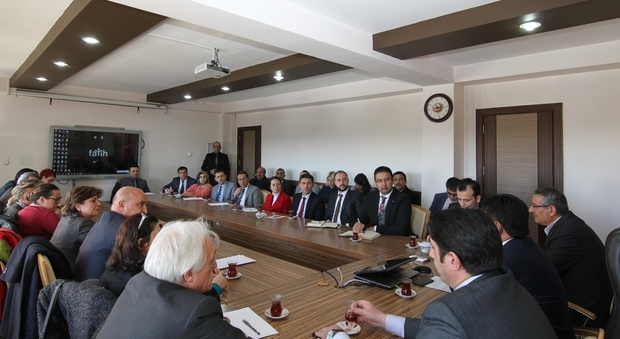 """Erzurum'da """"Hami Projesi"""" ile özel ve devlet okulları arası işbirliği artacak"""
