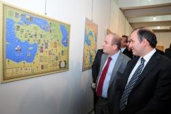 Erzurum'da Evliya Çelebi sergisi