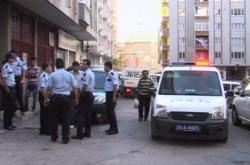 Erzurum'da müteahit kavgası
