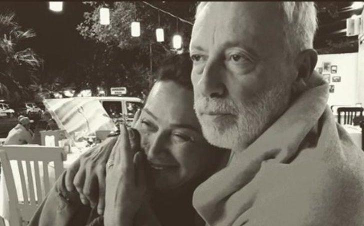 Demet Akbağ'ın eşi Zafer Çika hayatını kaybetti!