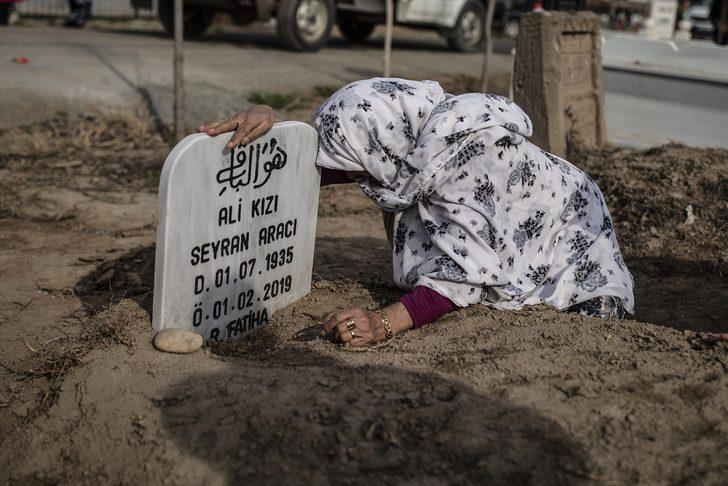 Baharın gelişiyle asırlardır yaşatılan gelenek: 'Ölü bayramı'