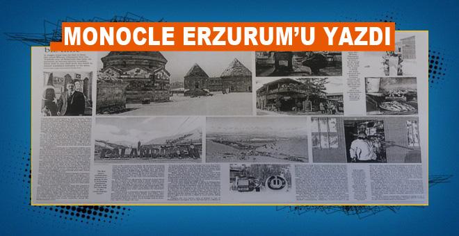 Monocle Erzurum'u yazdı