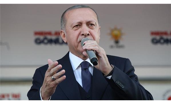 Cumhurbaşkanı Erdoğan: Önce açıp tarih kitabı okusun