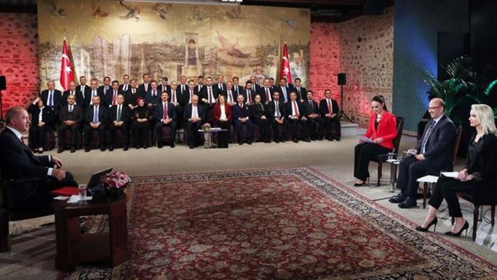 Cumhurbaşkanı Erdoğan'dan Yusuf Özoğul çıkışı