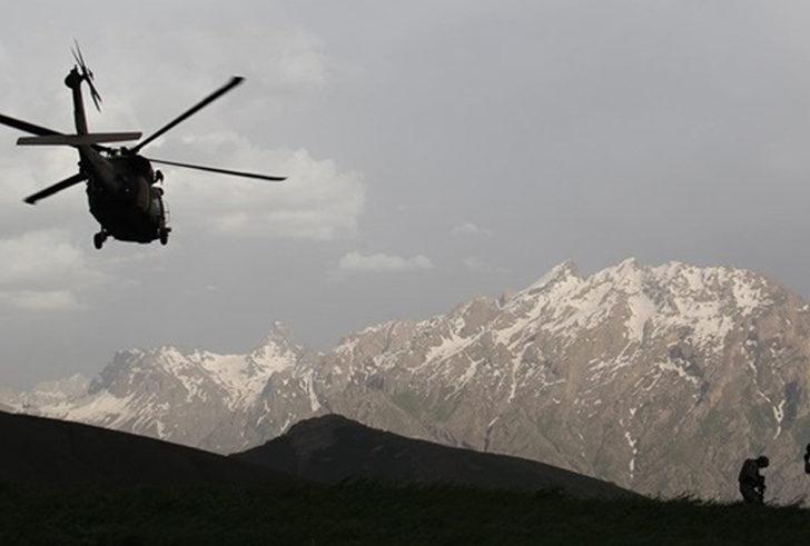 Milli Savunma Bakanlığı: Eylem hazırlığı yapan teröristler vuruldu!