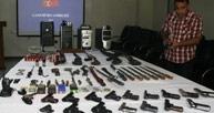 Çete operasyonu: 36 gözaltı