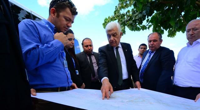 Büyükşehirden Fethiye'nin alt yapısına büyük yatırım