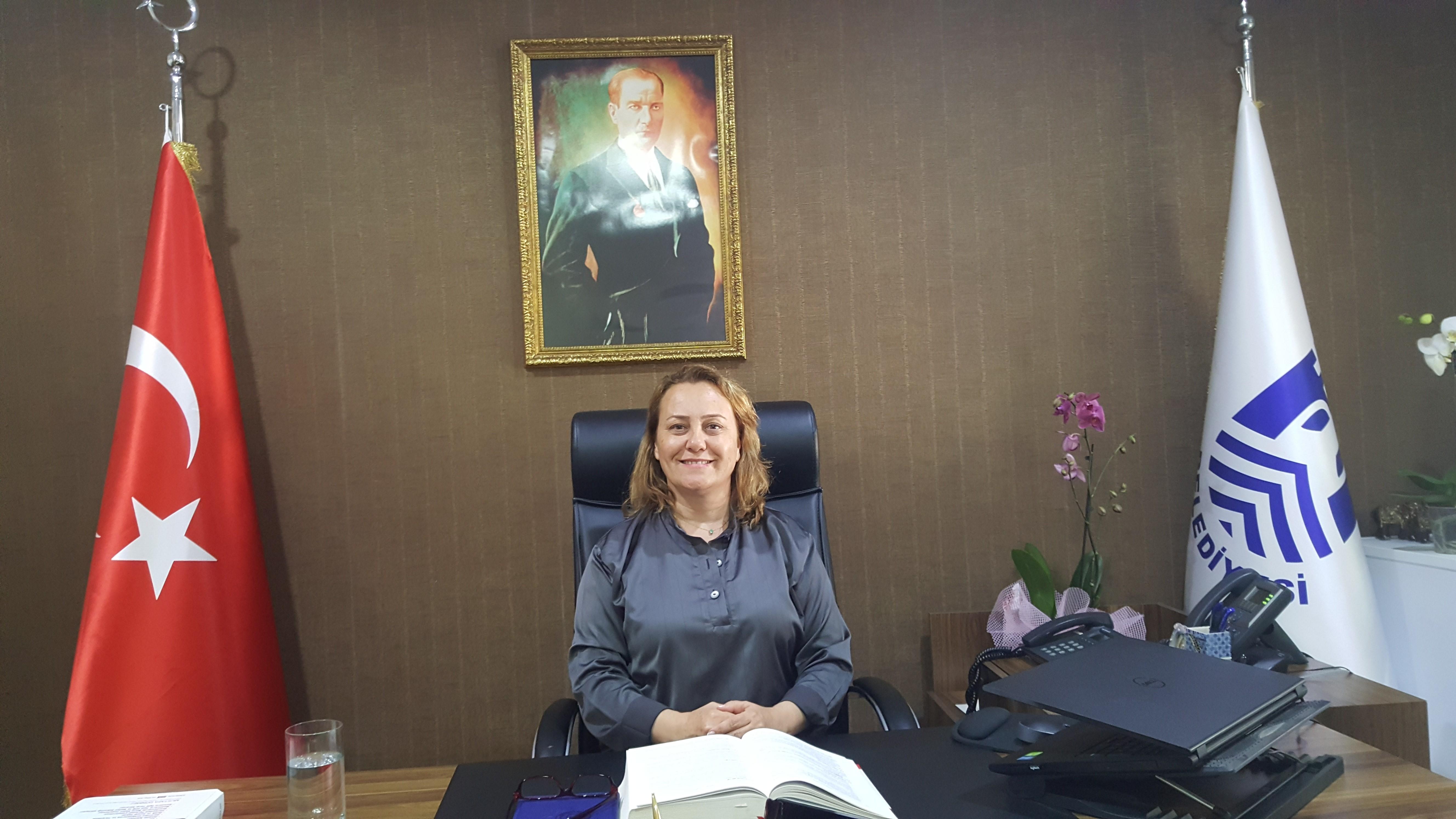İşte Bodrum'un Kadın Başkan yardımcısı