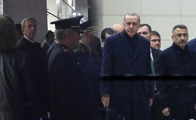 Cumhurbaşkanı Erdoğan Ankara'ya geldi!