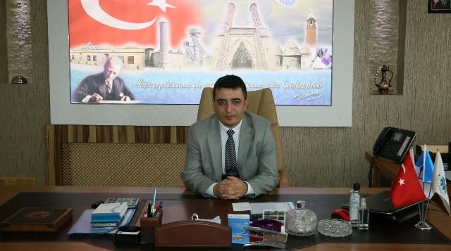 Aziziye Belediyesi'ne Genç Başkan Yardımcısı