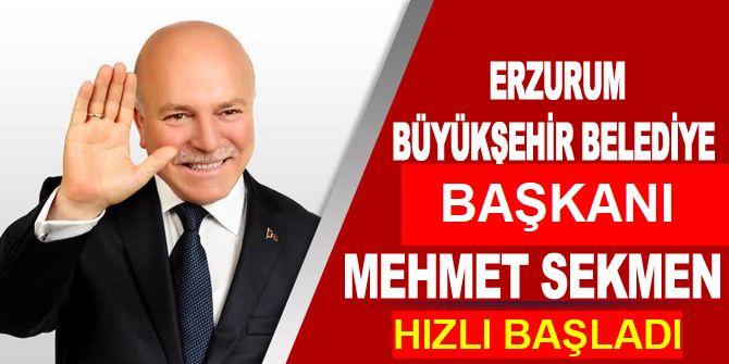 Başkan Sekmen, 45 taşınmazı satışa çıkardı