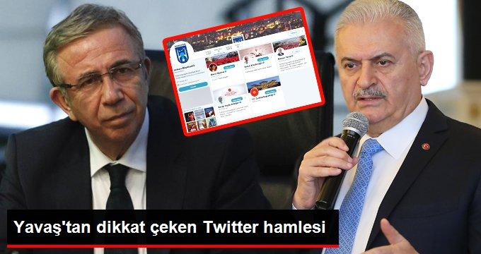 Ankara Büyükşehir Belediyesi Twitter hesabında Kılıçdaroğlu ve Akşener detayı
