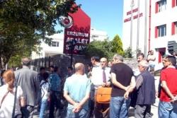 hopa davası Erzurum'da başladı