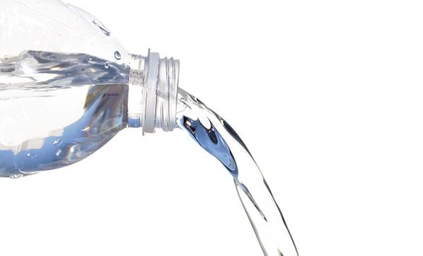 """""""Ses sağlığınız için günde 2 litre su için"""""""