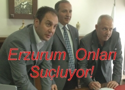 Başkan Aydın'ın çaresizliği!
