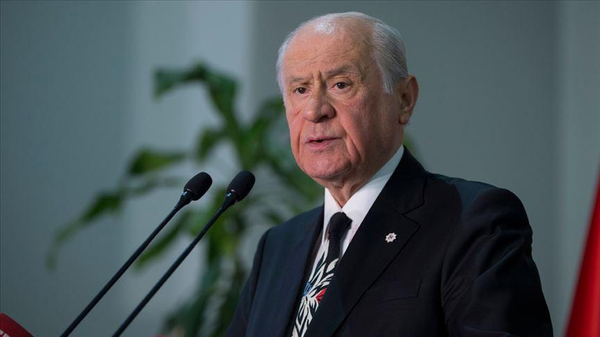 MHP Genel Başkanı Bahçeli: Cumhur İttifakı Türkiye'yi 2023'e taşıyacaktır