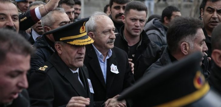 Şehit ailesi, Kemal Kılıçdaroğlu'na saldırı olayı sonrası ilk kez konuştu!