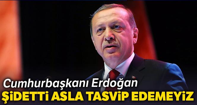 Erdoğan'dan Kılıçdaroğlu'na saldırıyla ilgili açıklama