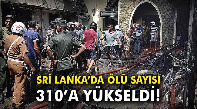 Sri Lanka saldırıları: Ölü sayısı 310'a yükseldi