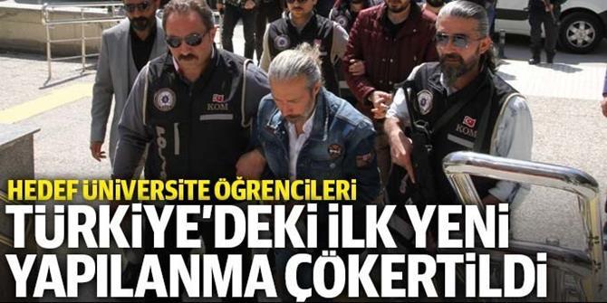 FETÖ'nün Türkiye'de ilk kez gittiği yeni il yapılanması çökertildi